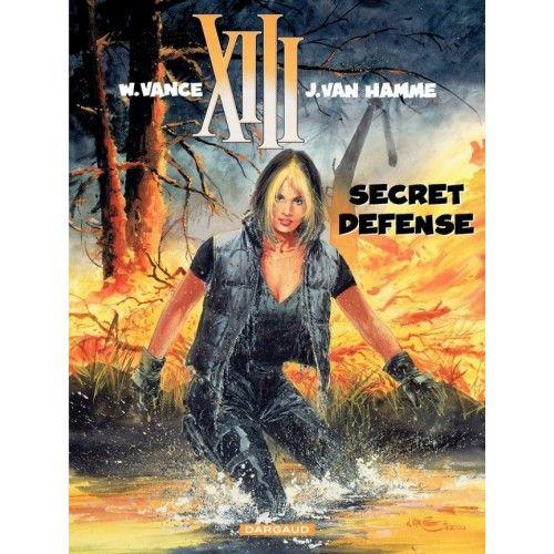 XIII - Tome 14 - Secret Defense