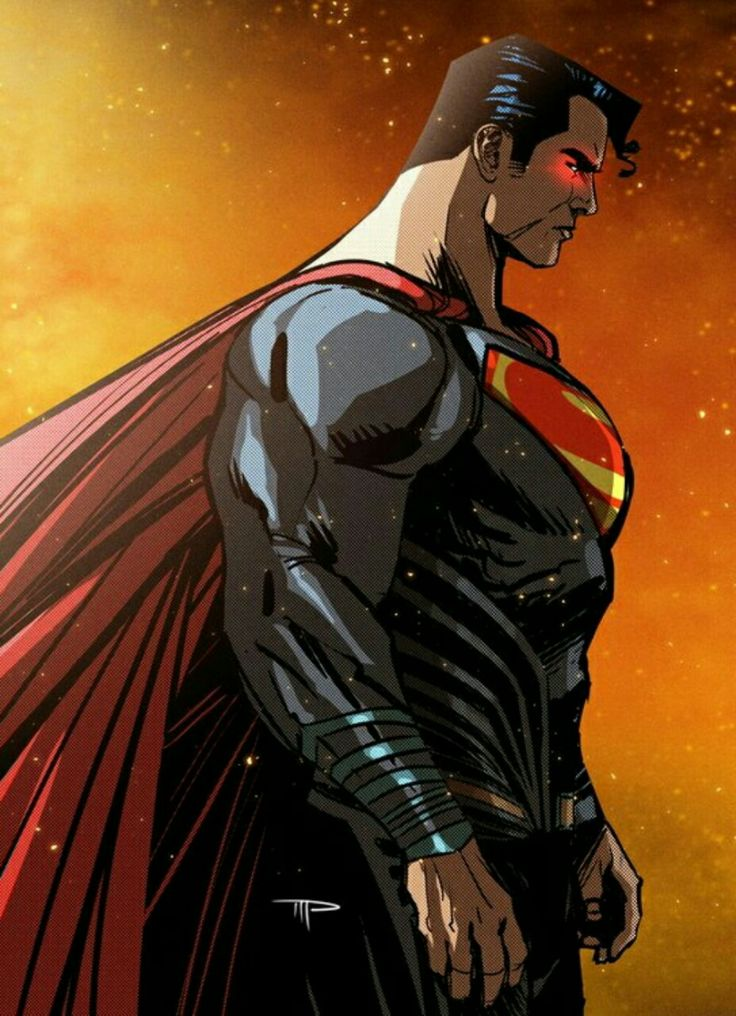 Superman by Michael Pasquale