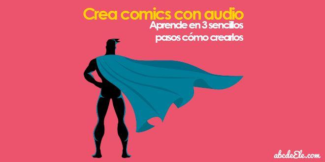 Crea viñetas de comics en 3 pasos y añade audios ¡Buenas! Hoy traemos una mini entrada, ya que esta herramienta es tan sencilla de utilizar que no merece más explicación. Hoy te mostraremos como crear comics y viñetas con la opción de descargar en imágenes o en power point. Os presentamos Storyboardthat  #profedeele #spain #actividadesEle #españolcomolenguaextranjera #spanishclass  #ELE
