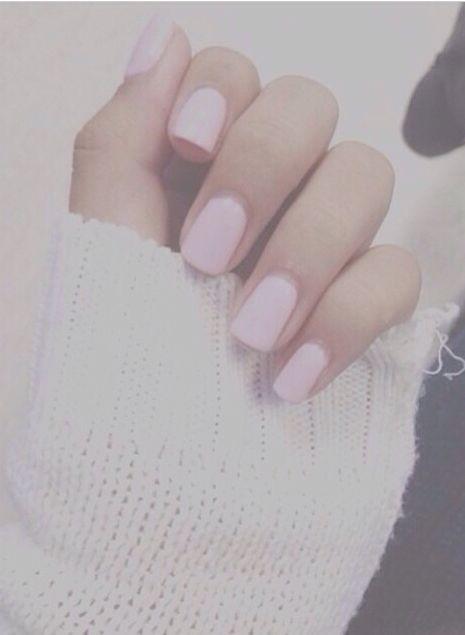 My favorite nail polish