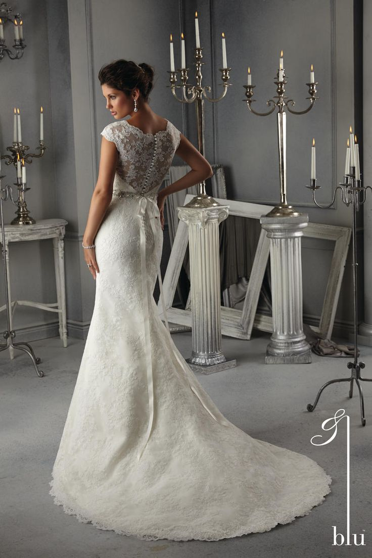 Trouwjurk mori lee 5108