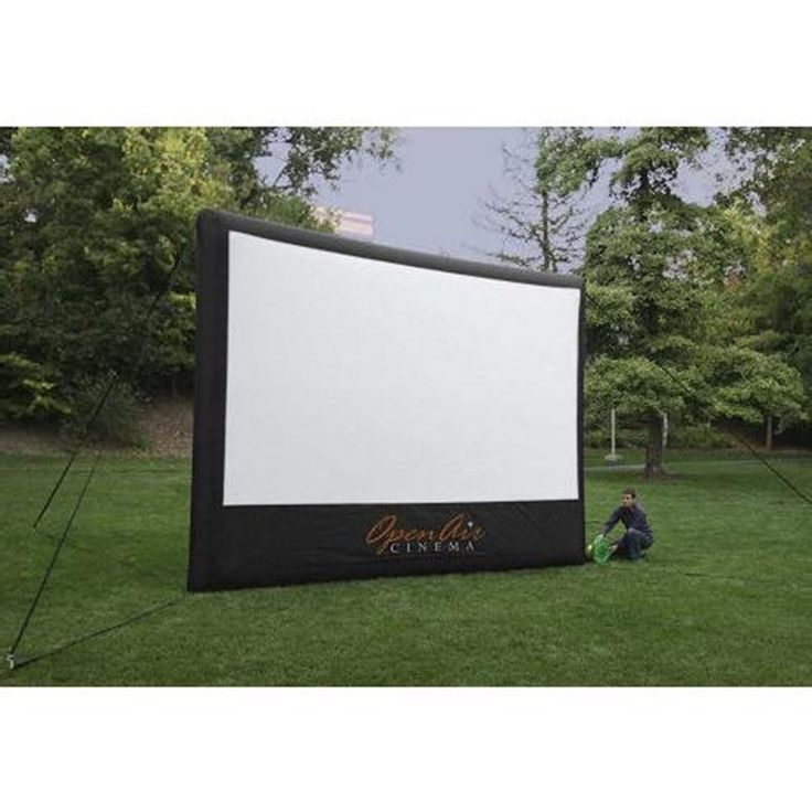 28 best Home Theater images on Pinterest | Backyard movie screen ...