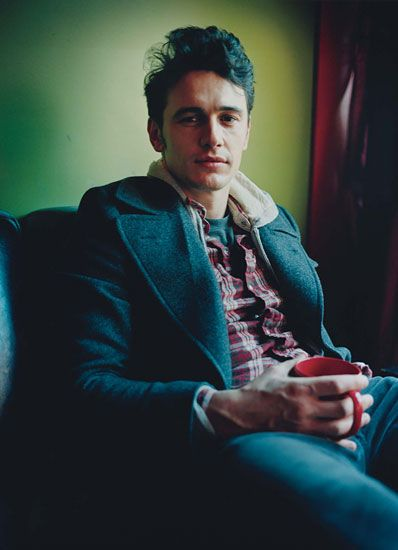 JAMES FRANCO Photographed by Andreas Laszlo Konrath