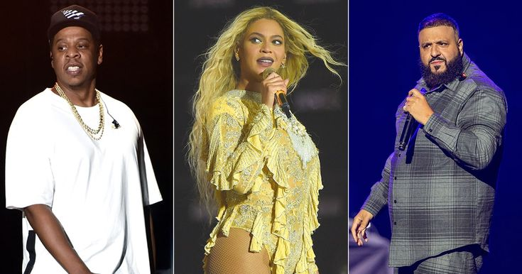 """DJ Khaled recruits a superstar trio – Jay-Z, Beyoncé and Future – for the producer's latest single """"Top Off."""""""