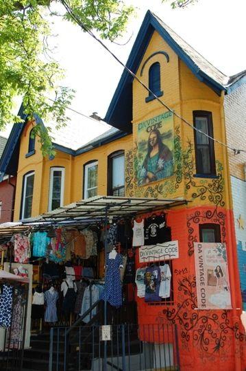 Kensington Market - Toronto, ON -