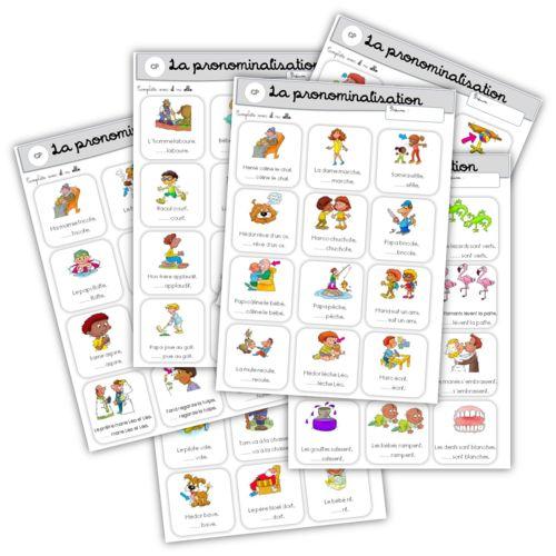 Je regroupe dans cet article toutes les fiches de grammaire utilisables en complément de la méthode «Faire de la grammaire en CP» Les articles et le nom Une série très compl…