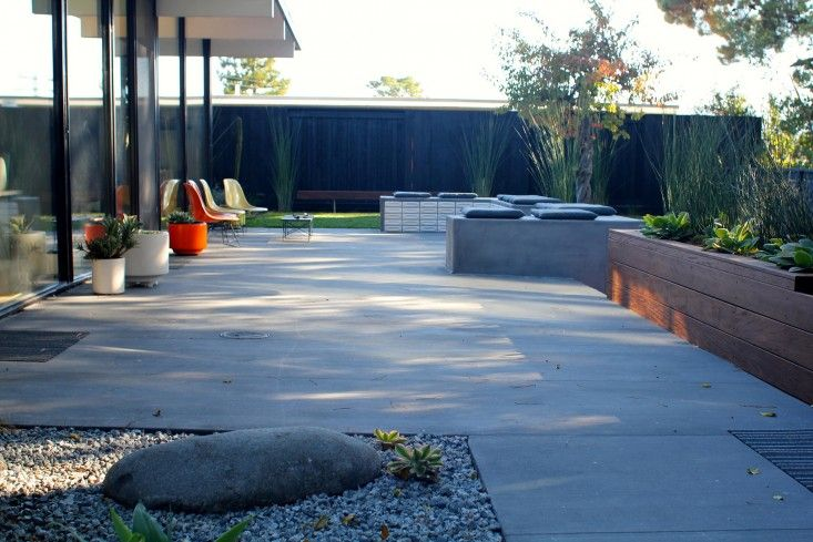 California Eichler Garden Remodel by Growsgreen | Gardenista