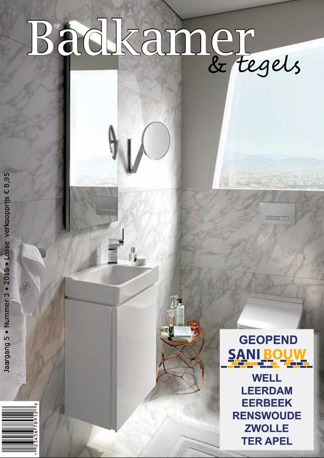 Goedkope Designradiator Keuken : Badkamer & tegels, hét maandelijkse digitale badkamermagazine dat