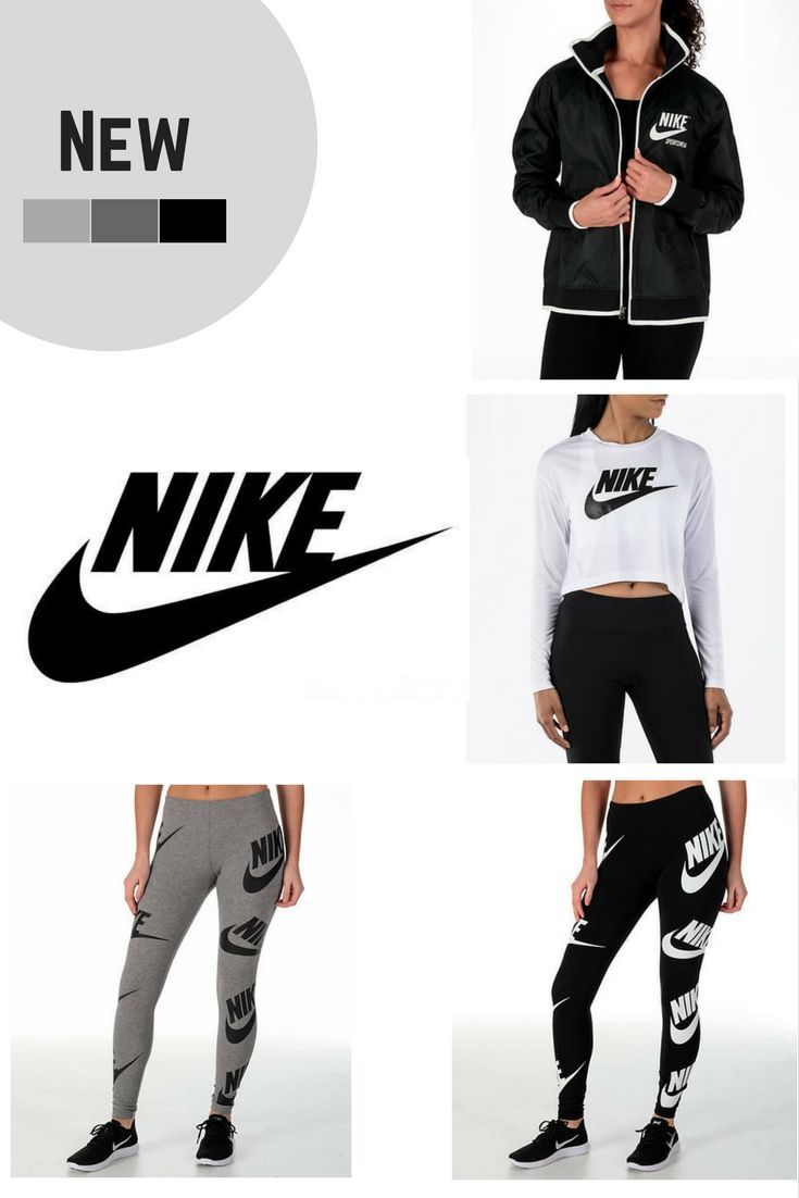 Womens nike jackets, nike legging, nike yogas,black and grey, nike zip up jackets #nikefree #nikewomen