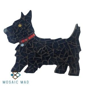MOSAIC PROJECT:SKOTTIE DOG, R49.00