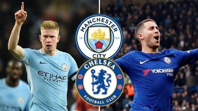 Via Espn 2 Con Imagenes Manchester City Premier League Chelsea