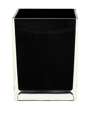 77% OFF Gedy by Nameek's Waste Basket, Black