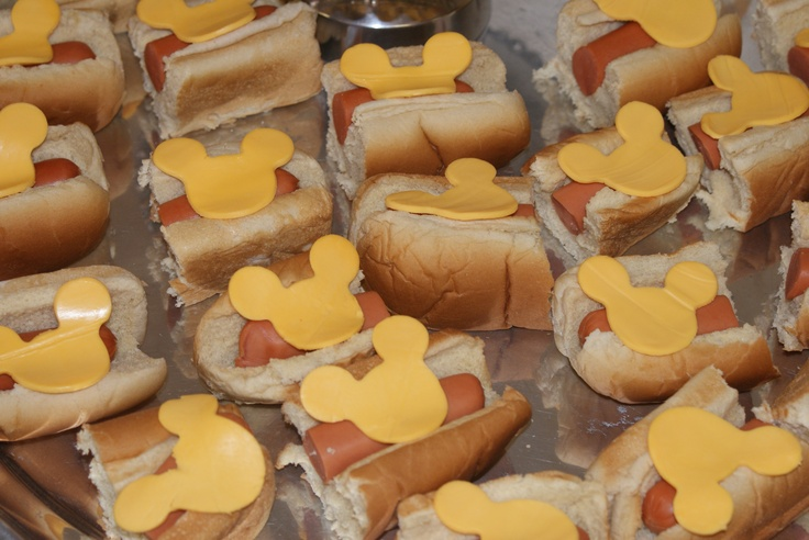 Mickey mouse hot diggity dogs mickey mouse birthday pinterest