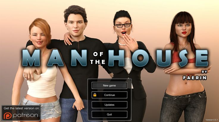 Man of the House – Version 0.5.1