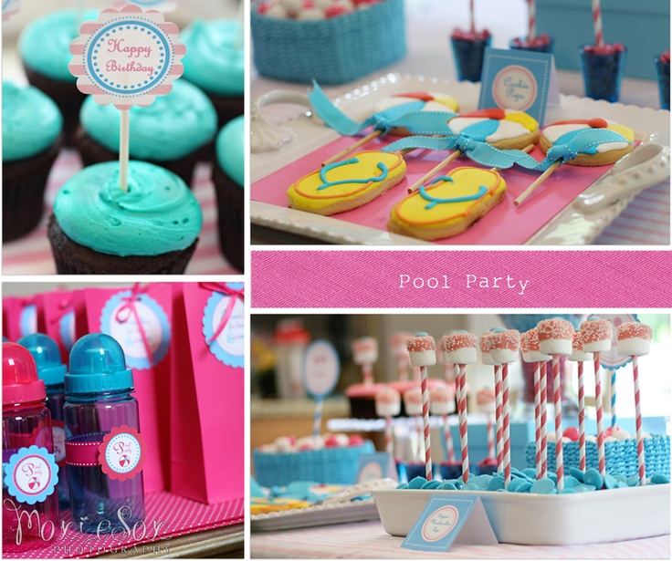 Birthday Pool Party Ideas For Kids birthday party pool ideas Pool Party