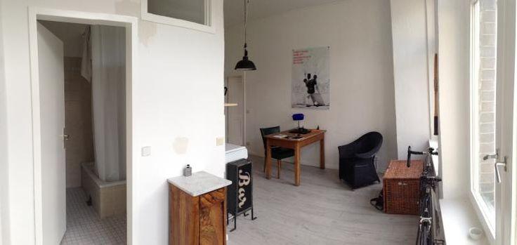 Helle & Ruhige 1-Zimmer Wohnung mitten in Kreuzberg - 1-Zimmer-Wohnung in Berlin-Kreuzberg