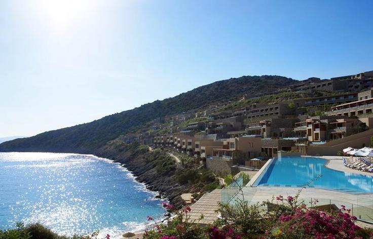 Daios Cove, Crete  http://www.daioscovecrete.com/