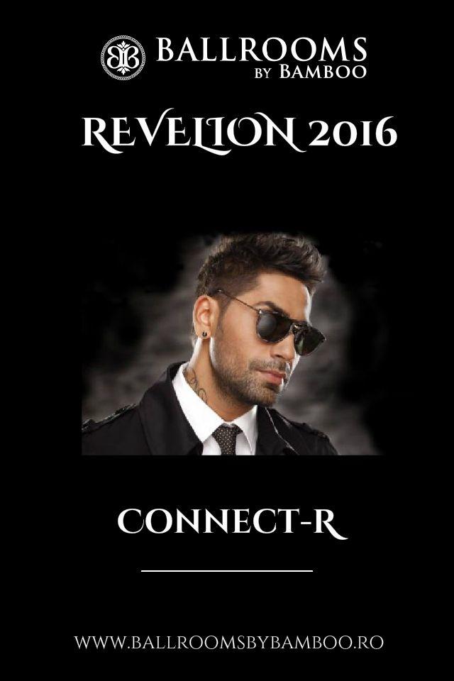 Recitalul lui Connect-R este una din surprizele pe care vi le-am pregatit la Revelionul 2016 de la Ballrooms by Bamboo! Lansarea programului Revelion 2016 și start rezervări - miercuri, 11.11.2015! Mai multe detalii - office@ballroomsbybamboo.ro #comingsoon #staytuned #revelionpecovorulrosu #celebrity