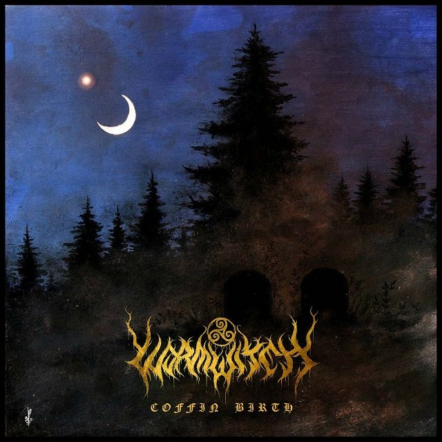 Wormwitch - Coffin Birth (single) (2016) - Black Metal/Crust - Vancouver, Canada