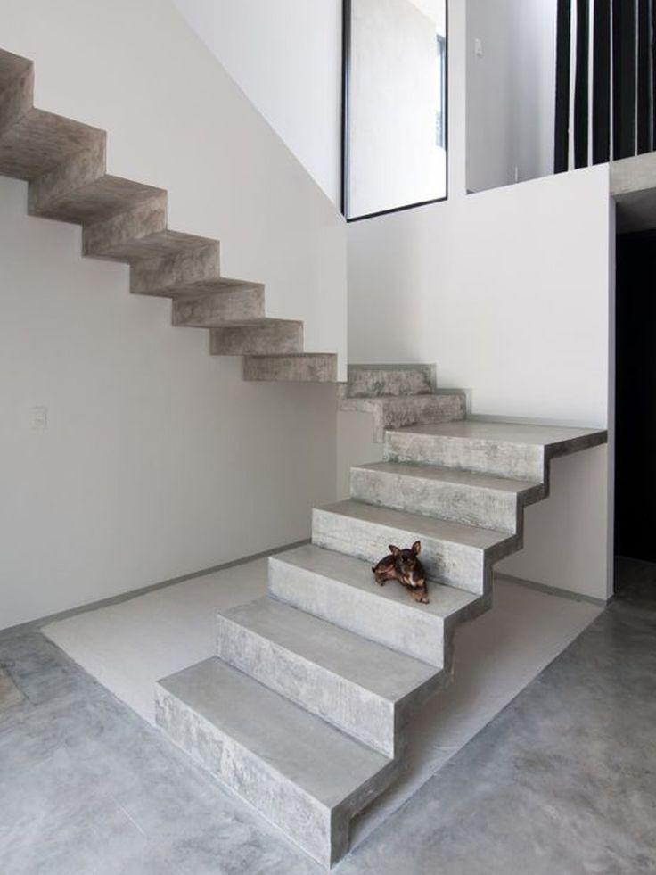 17 migliori immagini su sda blog concrete lovers su for Scala in cemento armato a vista