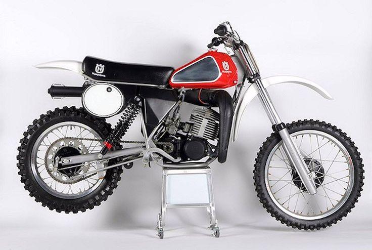 HVA CR 430 1981 | Moto da cross anni '70-'80 | Pinterest