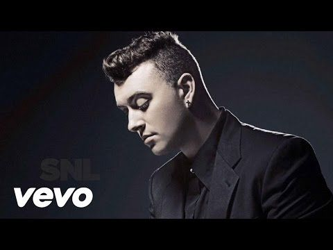 Sam Smith - Lay Me Down (Live on SNL) - YouTube