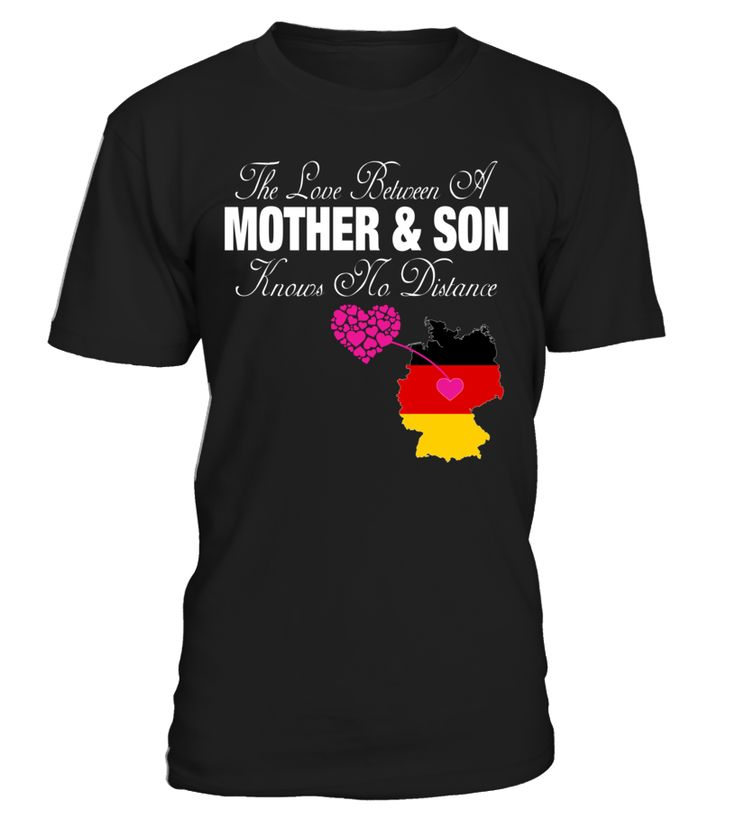 The Love Between A Mother And Son Knows No Distance - Luxembourg - Germany #Luxembourg