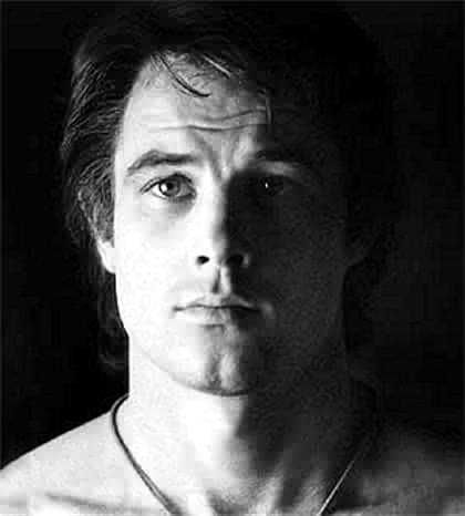 Brad Davis, best known for his starring role in Midnight Express, 1978. He should have won an Oscar for that performance.