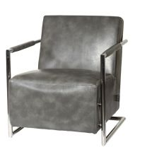 WAYNE ARMCHAIR GREY