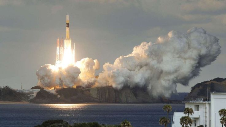 #Japan launches defence communications satellite Japan launched a new communications satellite designed to promote the sharing of military information. The Japan Aerospace Exploration Agency (JAXA) and Mitsubishi Heavy Industries Ltd. launched the X-band Kirameki-2 satellite aboard the H-2A Launch Vehicle No.32 from the Tanegashima Space Centre in Kagoshima prefecture.   Read more at: http://www.mahendraguru.com/2017/01/spotlight-25-jan-300-pm.html Copyright © Mahendras