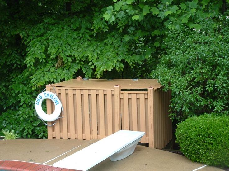 9 best hide pool equipment images on pinterest backyard for Pool equipment