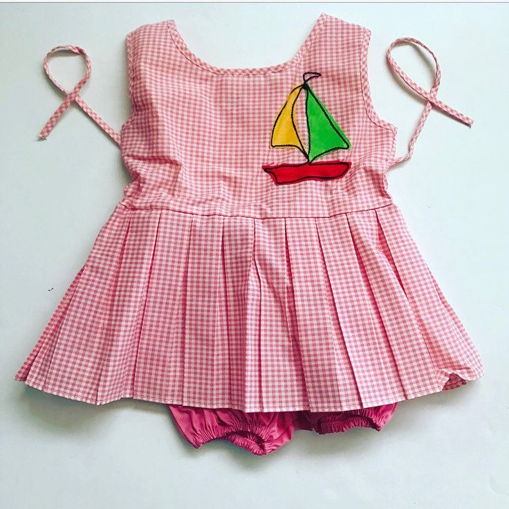 I would love to hoard this sailboat outfit forever!! Check her out she won't last long! Free shipping