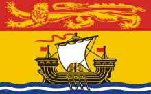 Can't have a New Brunswick board without the flag of New Brunswick.