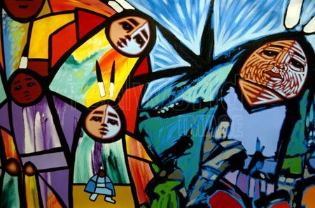 Cree Art by Jerry Whitehead