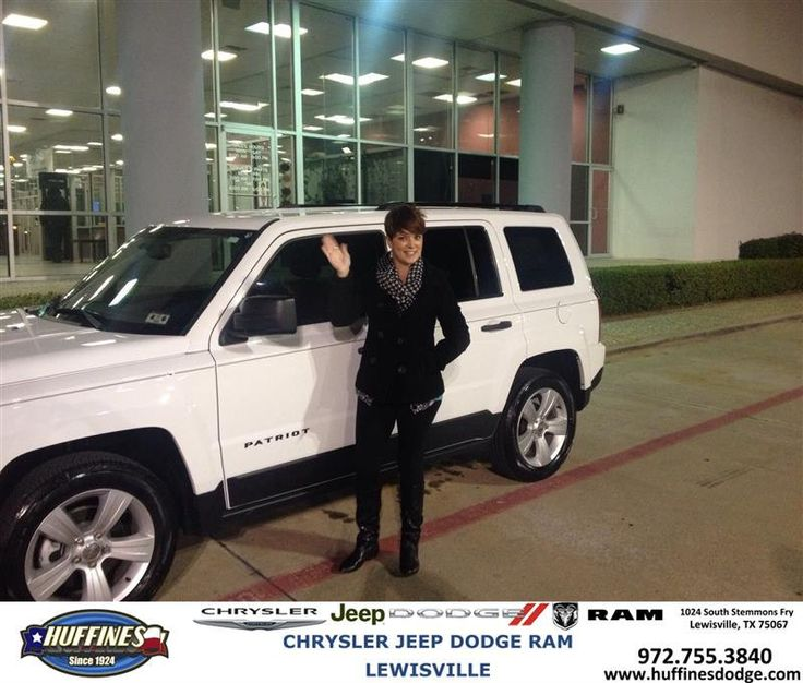 https://flic.kr/p/N98aNb | #HappyAnniversary to Tiffany and your 2014 #Jeep #Patriot from Mark Gill at Huffines Chrysler Jeep Dodge Ram Lewisville! | www.deliverymaxx.com/DealerReviews.aspx?DealerCode=XMLJ
