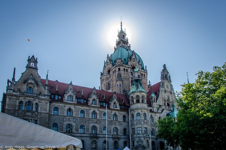 City Breaks in Germany: Part Three – Hannover