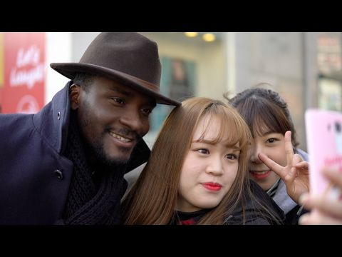 The Most Famous Black Man In Korea: Sam Okyere | ASIAN BOSS - YouTube