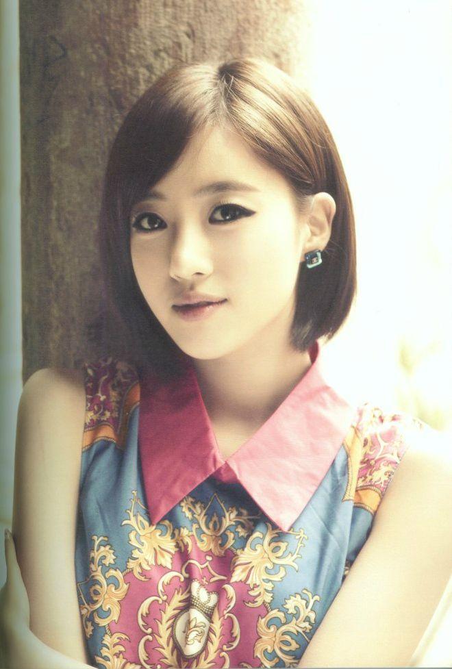 Ham Eunjung | Gaya rambut pendek anak perempuan, Rambut pendek
