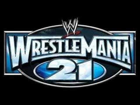 WWE Wrestlemania 21 Theme - YouTube