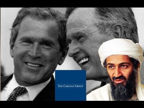 ▶ Who are The Carlyle Group, and how are they connected to bin Laden? - Truthloader - YouTube * video is less than 10 minutes,  a MUST SEE if you're not familiar with the Carlyle group...