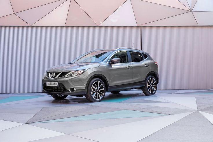 Nouveau Nissan Qashqai – Déjà près de 10 000 immatriculations dans l'hexagone - via www.nissan-couriant.fr