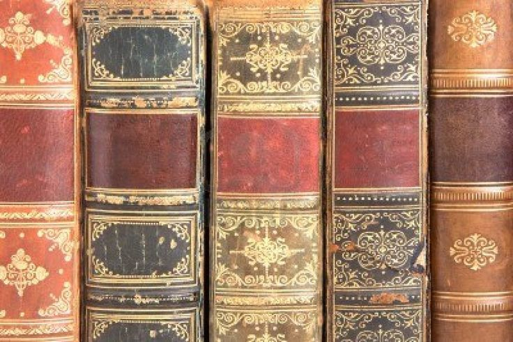 Alfa img - Showing > Antique Book Spines Covers