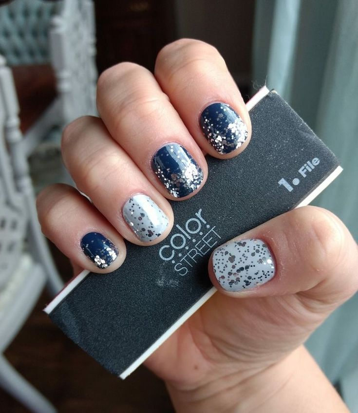 color street mixed mani