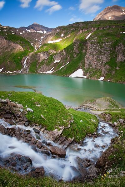 Paradise Lake, Hohe Tauern, National Park, Austria via Tumblr. Scenic Beauty perfect for your Europe Travel.
