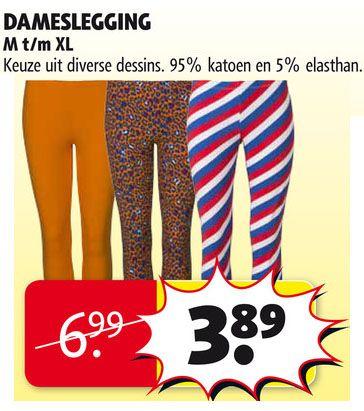 Heb jij deze #leggins voor #Koningsdag al gezien? Hipper dan dit kan het niet! Je vindt deze leggings in de folder van de Kruidvat. Bekijk de folder op www.reclamefolder.nl of download de app.