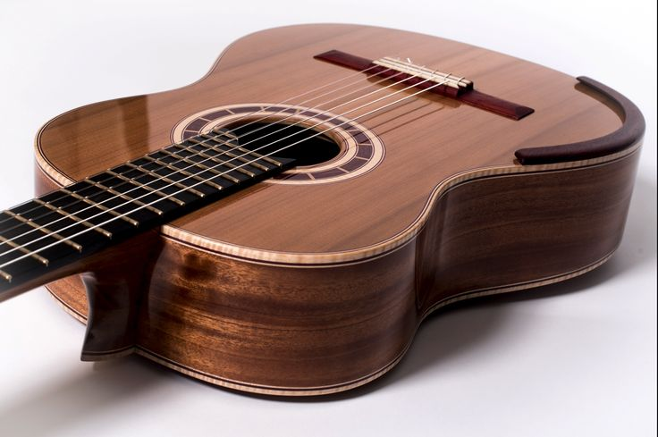 Beautiful & Unusual Classical Guitars - Episode 5: Zebulon Turrentine 'No. 22'