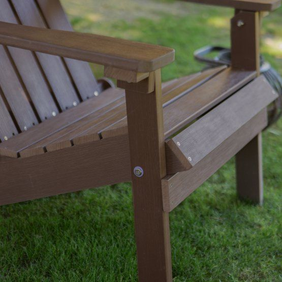 25 best ideas about wood adirondack chairs on pinterest adirondack chairs adirondack chair - Brown resin adirondack chairs ...