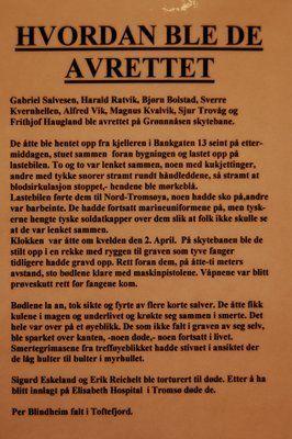 Stiftelsen Jan Baalsrud - Karlsøy kommune