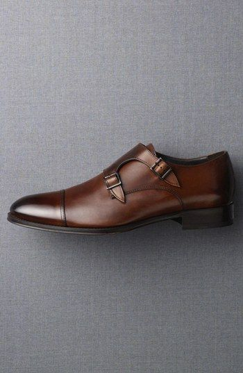 To Boot New York 'Medford' Double Monk Strap Slip-On   Nordstrom nordstrom.com #mensoutfits