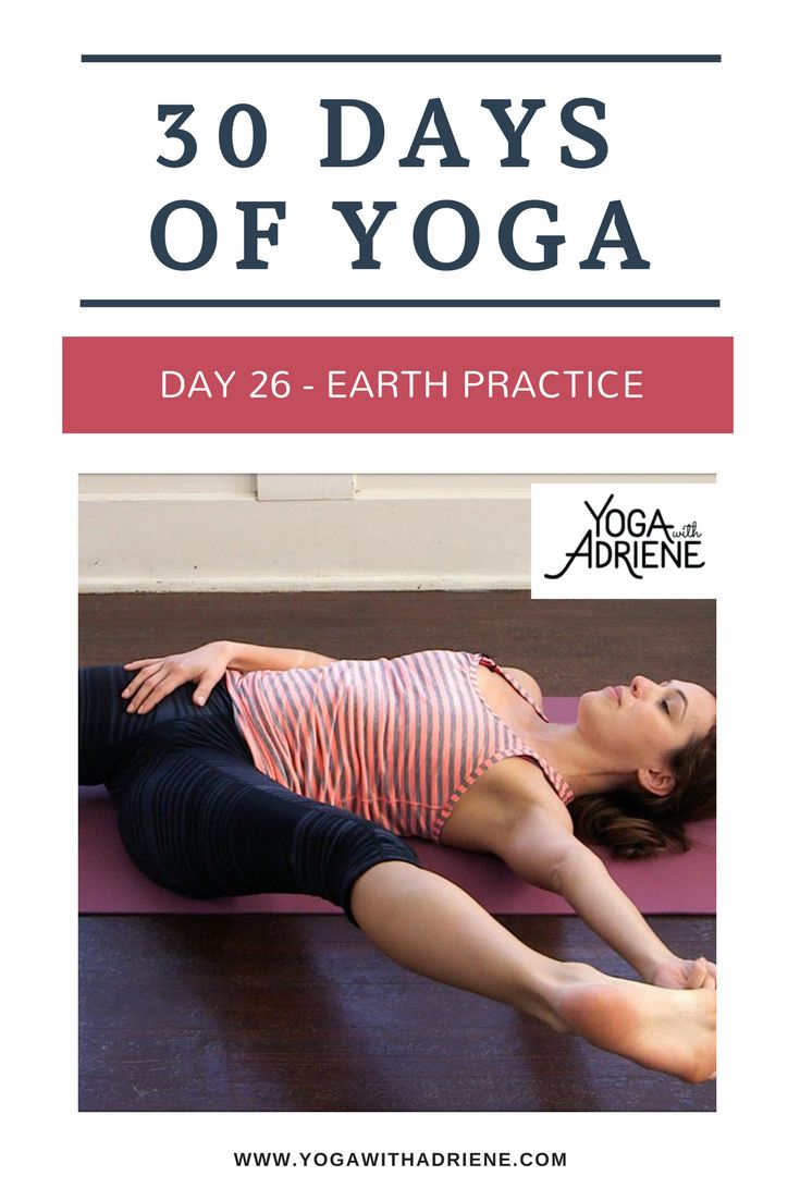 30 Days Of Yoga - Day 26! This 20 min yoga sequence invites you to go deeper. Re-connect to home, ease and mother earth. Yeah, I said it. Simple meditation pose is there for you. This yoga sequence also invites you get low and be human. Explore all lines of movement with the support of the earth. We will stretch, open, and remove stress that has manifested in the body. Health | Wellness | Yoga Challenge | Fitness | Self-love | Yoga Videos